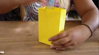 Download Bolsa de papel para regalo Video