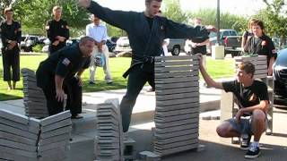 Download Sibak Nic Corder Brick Breaking at George Lim Invitational Karate Championships 2012 Video