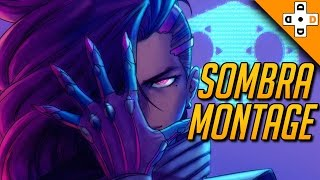 Download Overwatch - Sombra Highlights Montage Video