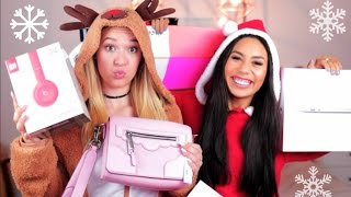 Download What We Got YOU for Christmas! | ALISHA MARIE AND MYLIFEASEVA Video