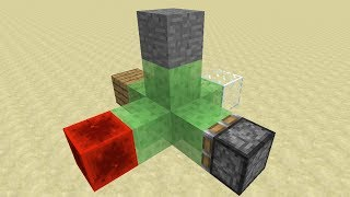 Download Minecraft Snapshot 14w18a Overview - Sticky Slime Block Pistons Video