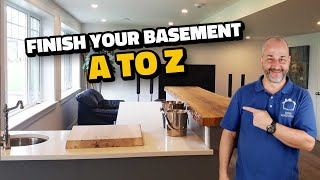 Download DIY How To Renovate an Unfinished Basement A To Z Video