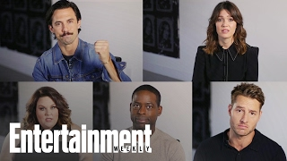 Download 'This Is Us' Cast Apologizes For Making You Cry in Exclusive PSA | Entertainment Weekly Video