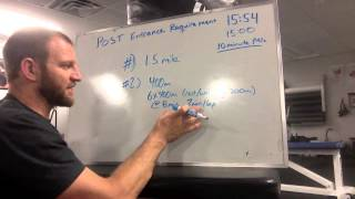 Download Improve Your Mile and a Half PT Score Video
