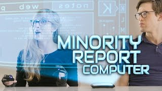 Download What Minority Report Computers Would Really Be Like Video