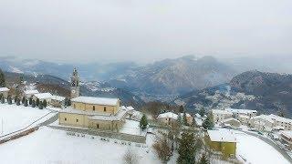 Download Nevischio sulle Prealpi, Miragolo S.Marco e S.Salvatore - Zogno Video