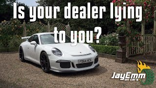 Download The Truth About Buying Porsche GT Cars That Everyone Knows, But Is Afraid To Say [VLOG] Video