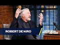 Download Robert De Niro Mean Tweets Himself Before Donald Trump Can Video