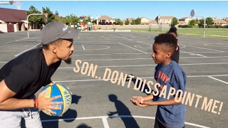 Download When Your SON DOESN'T Live Up To Your Basketball LEGACY!!! Video