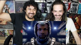 Download PACIFIC RIM: UPRISING Comic-Con TEASER 'Join The Jaeger Uprising″ REACTION!!! Video