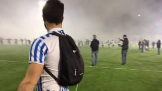 Download La Spal entra in scivolata in uno stadio in delirio Video