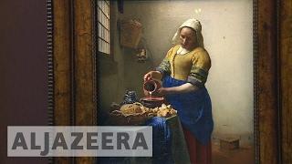 Download Twelve Johannes Vermeer masterpieces on show at Louvre Video