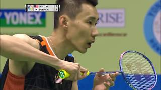 Download Yonex-Sunrise Hong Kong Open 2017 | Badminton QF M2-MS | Lee Chong Wei vs Son Wan Ho Video