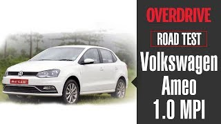 Download 2018 VW Ameo 1.0   Road Test   OVERDRIVE Video