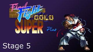 Download Super Final Fight Gold - Hyper Ryu - Stage 5 ultra hard - OpenBor Video