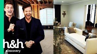 Download Top 5: Renovaciones de Nate y Jeremiah | Casados por el diseño | Discovery H&H Video