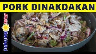 Download Pork Dinakdakan | Dinakdakan Recipe with Mayo | Panlasang Pinoy Video
