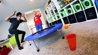 Download 5 YEAR OLD MAKES EPIC TRICK SHOTS! Video
