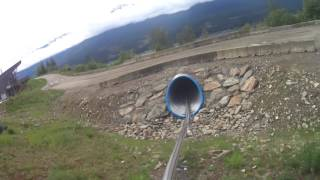 Download The Pipe Mountain Coaster ||| Adventure Video