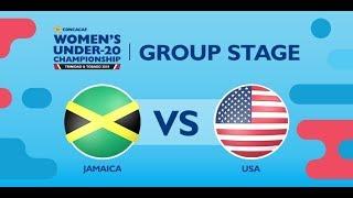 Download CU20W: Jamaica vs. United States Video