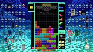 Download [Tetris 99] to the beat Video