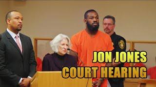 Download UFC Fighter Jon Jones Drag Racing Court Hearing [Full Length] Video