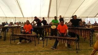 Download Tiger Kloof Marimba Band performing Mafikizolo remix Video