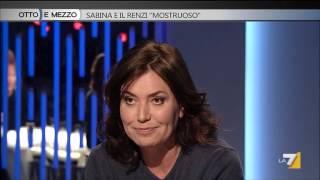 Download Sabina Guzzanti e il Renzi 'mostruoso' - Puntata del 10/04/2014 Video