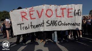 Download #FrontSocial Rassemblement et manif gazée par la police à Paris - 19/06/17 Video