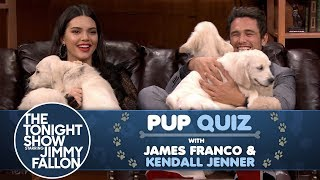 Download Pup Quiz with Kendall Jenner and James Franco Video