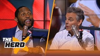 Download Ray Lewis tells the story of arriving at The U, talks 2017 Miami Hurricanes and more | THE HERD Video