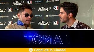 Download El Rey león - El Marginal 3: Nicolas Furtado, Claudio Rissi y más en Toma 1a 1 Video