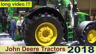 Download The John Deere 2018 Tractors Video
