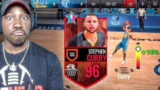 Download CURRY WITH 99 OVERALL 3 POINT SHOT RATING! NBA Live Mobile 16 Gameplay Ep. 120 Video