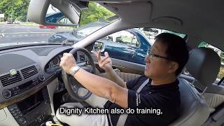 Download Dignity Kitchen: The Disabled Cook, The Elderly Eat, The Corporates Pay Video