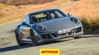 Download New Porsche 911 GTS review | Carrera 4 GTS tested | As good as a GT3? | Autocar Video