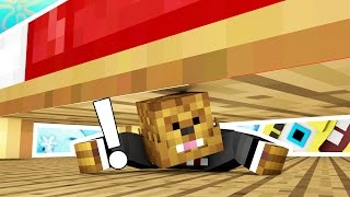 Download SPONGEBOB HIDE AND SEEK MOD - Minecraft Modded Minigame (FUNNY MOMENTS) Video
