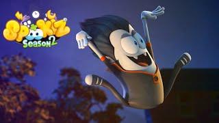 Download Spookiz | 219 | Swing Jump Challenge! | (Season 2 - Episode 19) | Cartoons for Children 스푸키즈 Video