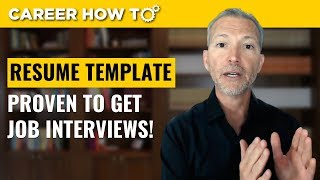 Download How To Build The Ultimate Professional Resume: Video Tutorial and Template Video