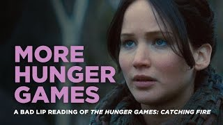Download ″MORE HUNGER GAMES″ - A Bad Lip Reading of Catching Fire Video