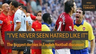 Download What was it like to play in some of the biggest derbies in England? Premier League Tonight Video