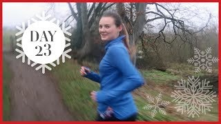 Download GOING FOR A CHRISTMAS RUN | Vlogmas #23 Video