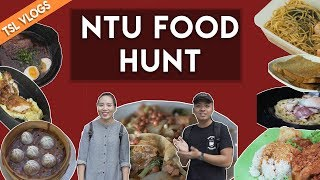 Download SEARCH FOR THE BEST UNI FOOD: NANYANG TECHNOLOGICAL UNIVERSITY | TSL Vlogs Video