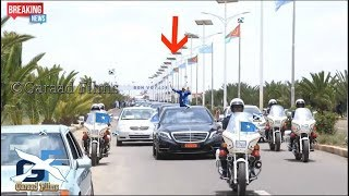 Download Daawo Muuqaal Qaabki shacabka iyo dowlada Eritrea uso dhaweeyen Madaxweyne Farmaajo FULL HD Video