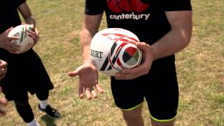 Download Rugby Pass | Passing a Rugby Ball | Coca-Cola GB Video