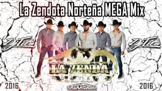 Download La Zendota Norteña MEGA Mix // Dj Tito // 2016 Video
