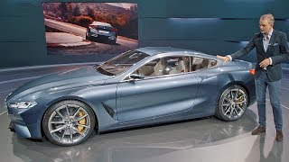 Download BMW 8 Series concept (2018) Walkaround [YOUCAR] Video