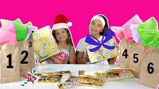 Download CHRISTMAS PRESENTS SWITCH UP CHALLENGE ″PART # 2 WALMART EDITION″ | SISTER FOREVER Video