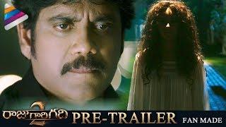 Download Raju Gari Gadhi 2 Pre Trailer | #RGG2Trailer | Nagarjuna | Samantha | SS Thaman | Ohmkar | Fan Made Video