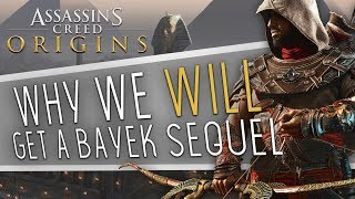 Download Why Bayek NEEDS A Sequel   Assassin's Creed Origins - Video Essay Video